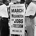 Washington 1963 : jobs ad freedom