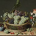 Elegant still life by German master for sale at Bonhams