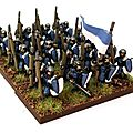 <b>PENDRAKEN</b> : figurines 10 & 15mm