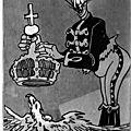 L'actualité par la <b>caricature</b> : Lectures pour tous, fin 1916
