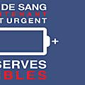 Réserves faibles, appel national au don du sang • les collectes dans l'avranchin - avril 2018