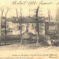 Pessac sur Dordogne, le Moulin de Piroumat