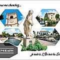 Carte postale #5 : L'Isle sur la <b>Sorgue</b> (Vaucluse)