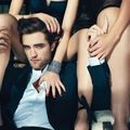 Fashion: <b>Robert</b> <b>Pattinson</b> by Norman Jean Roy in Details magazine