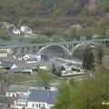 Pont de Revin vers Fumay