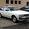 Toyota celica ST liftback (2ème génération)(1977-1981)(Illkirch) 01