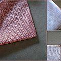 Les coutures à la mac: finitions fermeture à glissière