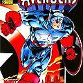 Panini marvel : avengers v1