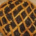 Et encore une specialite : la tarte aux pruneaux...