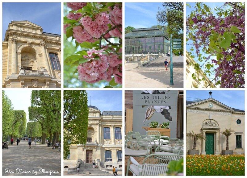 Paris avril 2018 Jardin des plantes