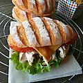 Pains scarrabés ( pains marocains)