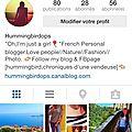Instagram-gram gram !