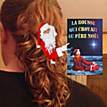 La rousse qui croyait au <b>Père</b> <b>Noël</b>, Suzanne Marty