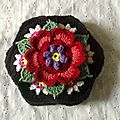 Cal frida's flowers , blocs 5