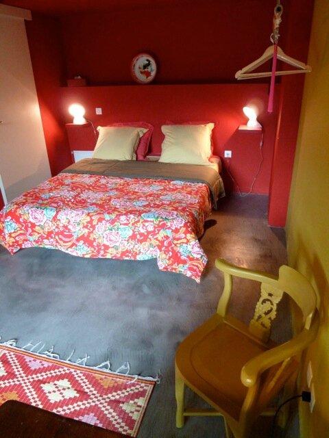 chambre chinoise - Photo de chambres et bungalow - le crabe sous la ...