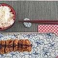A peine rentrés du <b>Japon</b> et nous avons déjà envie de manger du tonkatsu !