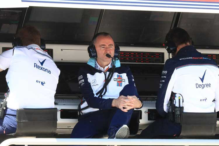france 2018 paddy lowe
