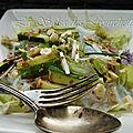 Salade a l'asiatique