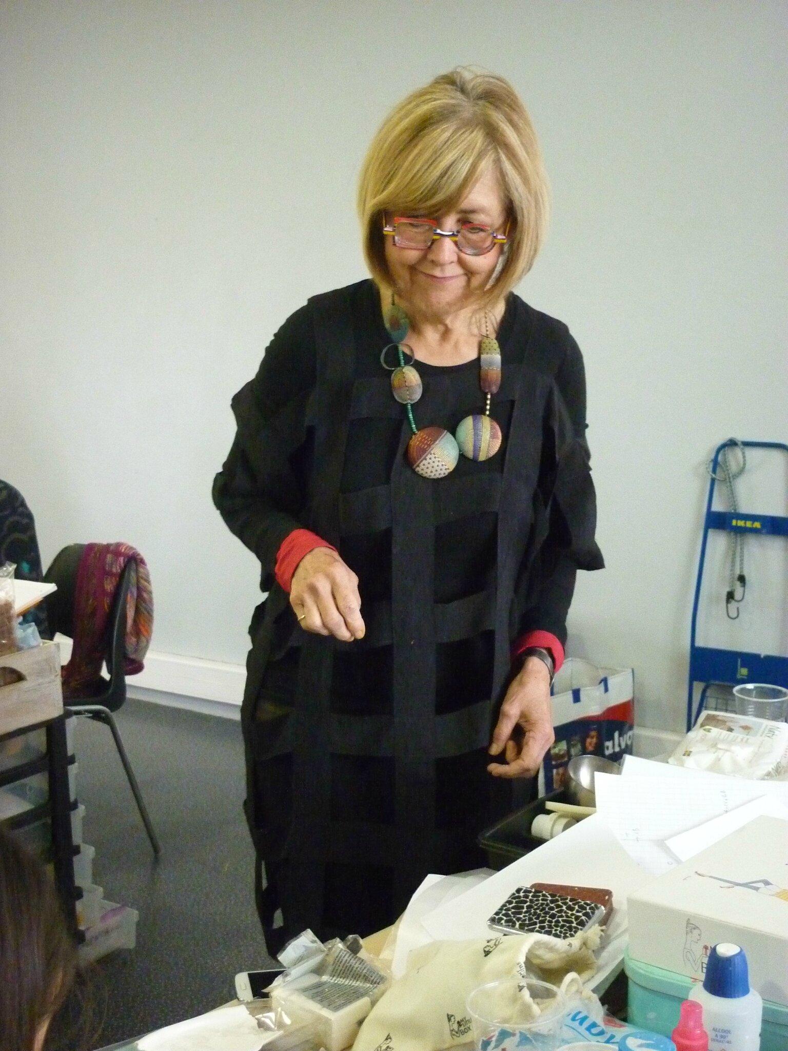 Kathleen Dustin, Verneuil sur Seine, 05 2015