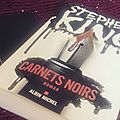 Carnets noirs -<b>Stephen</b> King.