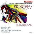 On ne peut pas jouer <b>Prokofiev</b> mieux que <b>Prokofiev</b>