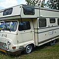 Renault estafette camping car