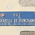 Belleville-sur-Vie (85), rue Charles de Bonchamp(s)