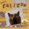 Grosse fatigue