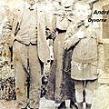 Lettre de Lucie à Denise, Chéray, le 10 février 1938