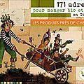 171 adresses pour manger bio et local en touraine