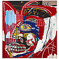 Monumental skull painting by Jean-Michel <b>Basquiat</b> to anchor Christie's sale in May