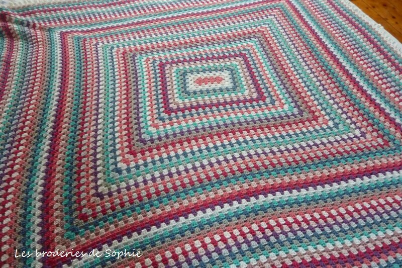 couverture crochet granny (1)