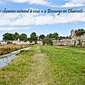 Voyages d'un autre temps dans la citadelle de <b>Brouage</b> en Charente - Maritime
