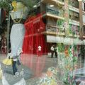 Seville en vitrine...