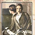 Lettre de Denise à Philippe, Paris, samedi 13 février 1937