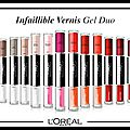 Infaillible <b>Vernis</b> <b>Gel</b> Duo - <b>Vernis</b> à Ongles + <b>Gel</b> - L'Oréal