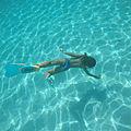 Il y a 1 an jour pour jour, <b>Stéphanie</b> était la petite Sirène dans les eaux de Minorque