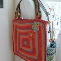 Le sac granny rouge...
