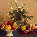 <b>Henri</b> <b>Fantin</b>-<b>Latour</b> peintre réaliste et intimiste Français
