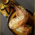 Ailes de poulet grillees au citron