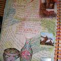 Pages et collages