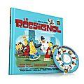 Le Rossignol : un <b>livre</b> <b>CD</b> délirant et exaltant