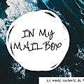 <b>In</b> <b>my</b> <b>mailbox</b>   320