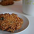 Biscuits aux 3 graines