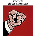 <b>Michel</b> <b>Onfray</b>, Théorie de la dictature