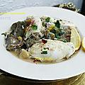 (chtaïtha ) - chtitha artichauts ( karnoun ) aux œufs et a l'ail /plat du terroir bônois