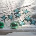 Etoiles de Noël 2 (Noël vert)
