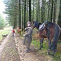 Balade à cheval dans la forêt P1080223