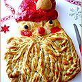 pain Père Noël