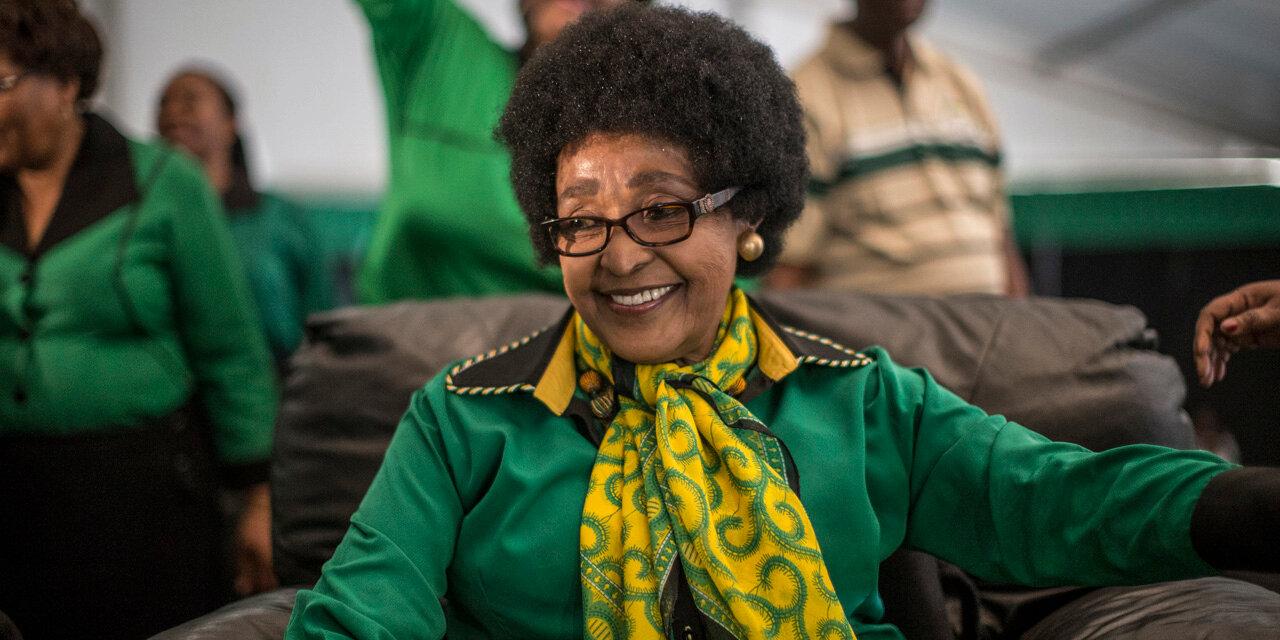Des associations patriotiques de la diaspora camerounaise de Belgique rendent hommage à Winnie Mandela